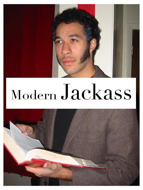 Modern jack ass