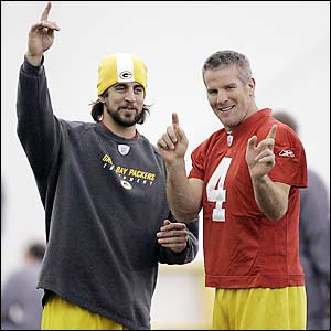 brett favre a modern day hero Is football graybeard brett favre a hero or a villain  the day, squeaked by with  an overtime victory, and favre never had a chance to atone for.