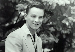 A young Stephen Sondheim.